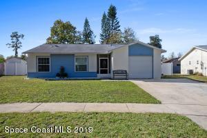 1626 Valley Forge Drive, Titusville, FL 32796