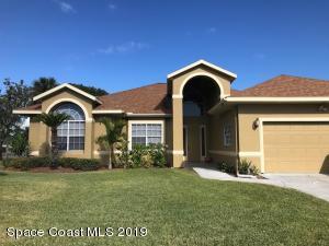 200 Sykes Point Lane, Merritt Island, FL 32953