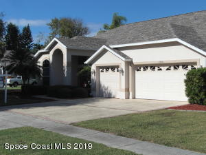 1240 Mercedes Drive in Twin Rivers Subdivision on S Merritt Island