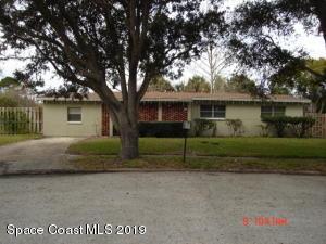 2442 Clemson Drive, Cocoa, FL 32926
