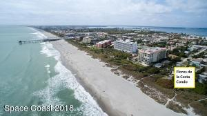 Amazing location on Direct Ocean just North of the Cocoa Beach Pier