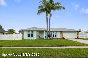 380 Maple Drive, Satellite Beach, FL 32937