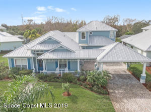 """SPECTACULAR """"KEY WEST"""" STYLE HOME ON NATURE PRESERVE"""