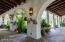 Interior Courtyard Colonnade