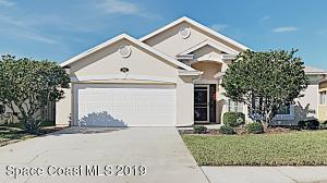1768 Sun Gazer Drive, Rockledge, FL 32955