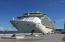 Cruise ship at Port Canaveral