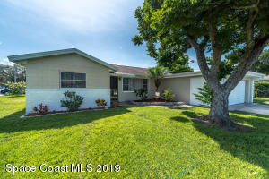 1309 Estridge Drive, Rockledge, FL 32955