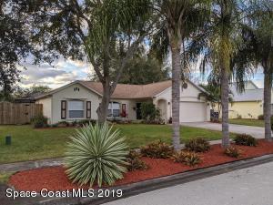 1207 Meadow Lake Road, Rockledge, FL 32955