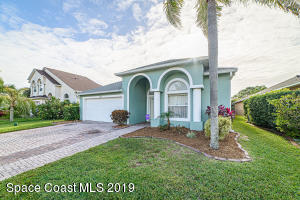 1845 Lankcashire Court, Rockledge, FL 32955