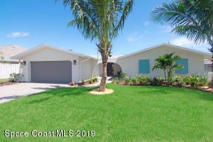 431 PORT ROYAL BOULEVARD, SATELLITE BEACH, FL 32937  Photo