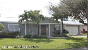 507 Bahama Drive, Indian Harbour Beach, FL 32937