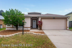 3903 Upmann Drive, Rockledge, FL 32955