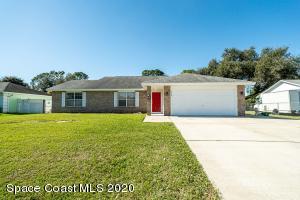 1572 NW Jasper Avenue NW, Palm Bay, FL 32907