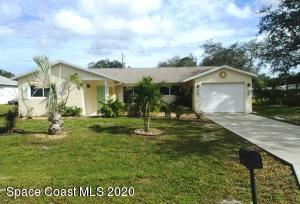 531 Minor Avenue NE, Palm Bay, FL 32907