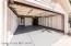 Detached 2 Car Garage with Carport