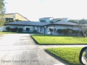 967 Golden Beach Boulevard, Indian Harbour Beach, FL 32937