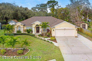 Beautifully upgraded 4 (or 5) bedroom/2 bath CBS home on large private lot
