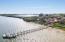 NE aerial view shows Sebastian River
