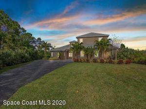 4762 Blossom Ridge Place, Grant Valkaria, FL 32949