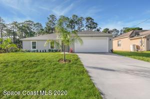 516 Fitchburg Street SW, Palm Bay, FL 32908