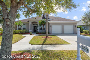 903 Cormorant Court, Rockledge, FL 32955