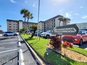 4100 Ocean Beach Boulevard, 210, Cocoa Beach, FL 32931
