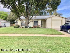3706 Militia Drive, Titusville, FL 32796