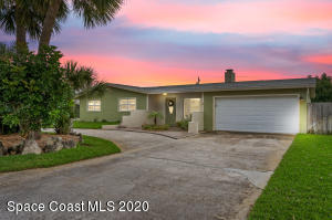 1119 Seminole Drive, Indian Harbour Beach, FL 32937