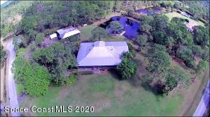 6795 Cottonwood Drive, Grant Valkaria, FL 32949