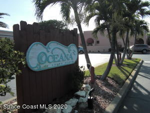 Oceana of Cocoa Beach Condo is just steps to the beach