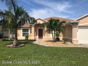 1020 Jacaranda Circle, Rockledge, FL 32955