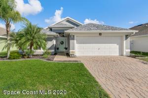 2331 Bridgeport Circle, Rockledge, FL 32955