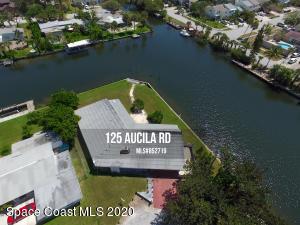 125 Aucila Road, Cocoa Beach, FL 32931