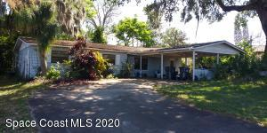 805 Forest Road, Titusville, FL 32780