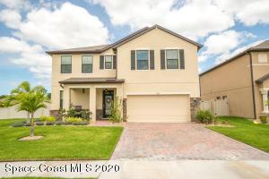 1184 Musgrass Circle, West Melbourne, FL 32904