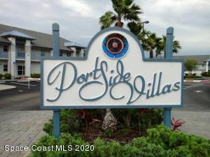 110 Portside Avenue, 202, Cape Canaveral, FL 32920