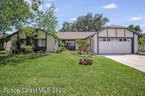 2410 Raintree Lake Circle, Merritt Island, FL 32953