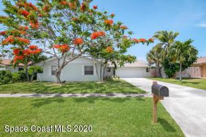 460 Sheridan Avenue, Satellite Beach, FL 32937
