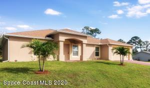 454 Ellington Avenue SE, Palm Bay, FL 32909