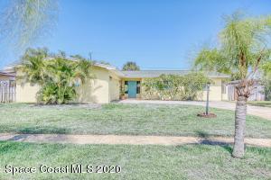 619 N Robert Way, Satellite Beach, FL 32937