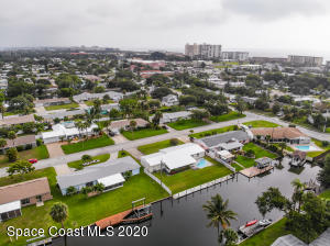 428 DEMPSEY DRIVE, COCOA BEACH, FL 32931  Photo
