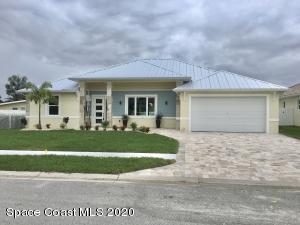110 Enclave Avenue, Indian Harbour Beach, FL 32937