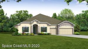 1453 Sitka Lane, Malabar, FL 32950