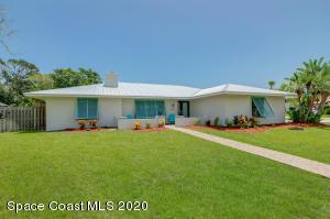 504 Latania Palm Drive, Indialantic, FL 32903