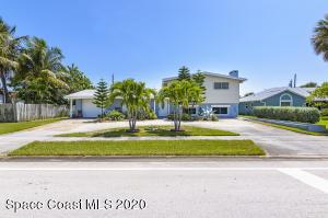 99 S Osceola Drive, Indian Harbour Beach, FL 32937