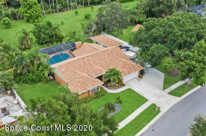 1215 Old Parsonage Drive, Merritt Island, FL 32952