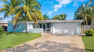 204 Atlantic Boulevard, Indian Harbour Beach, FL 32937