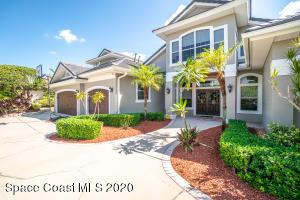 123 Island View Drive, Indian Harbour Beach, FL 32937