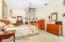 expansive master suite