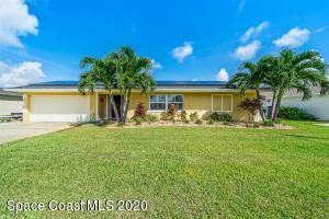 124 Via De La Reina, Merritt Island, FL 32953